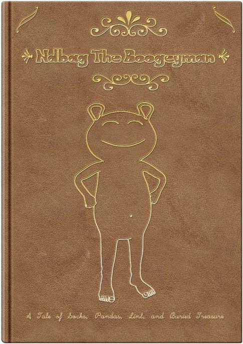 Ndbag The Boogeyman, The Book