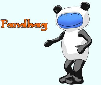 Pandbag Character of Ndbag The Boogeyman